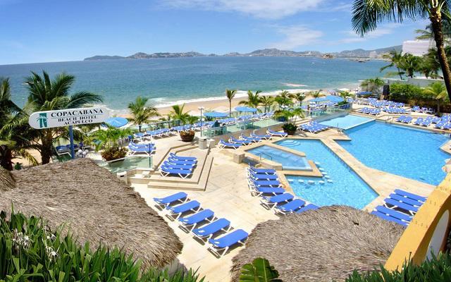¡Paquete a Acapulco Todo Incluido! Hotel Copacabana Beach Acapulco