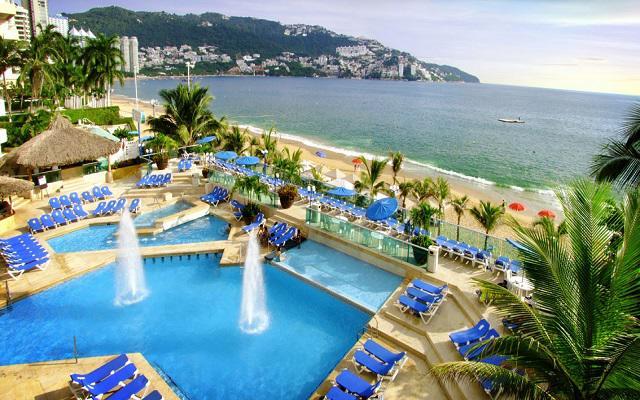 ¡Copacabana Beach Acapulco, tarifa especial!