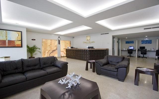 Coral Island Beach View Hotel, atención personalizada desde el inicio de tu estancia