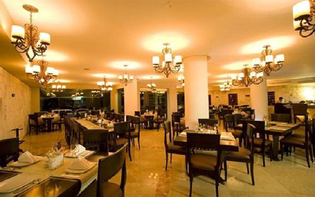 Coral Island Beach View Hotel, escenario ideal para tus alimentos