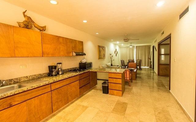 Coral Maya Turquesa Condo Hotel, condominios bien equipados