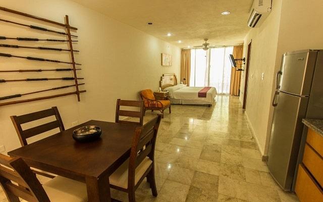 Coral Maya Turquesa Condo Hotel, estudio