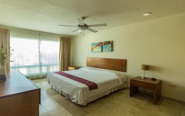 Coral Maya Turquesa Condo Hotel, habitaciones cómodas y acogedoras