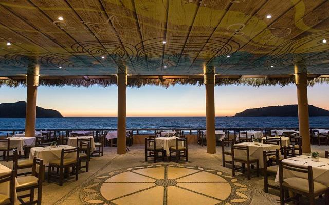 Costa de Oro Beach Hotel, gastronomía de calidad