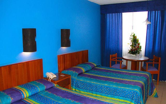 Costa de Oro Beach Hotel, habitaciones cómodas y acogedoras