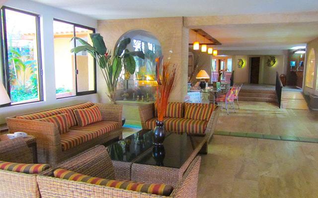 Costa de Oro Beach Hotel, Lobby