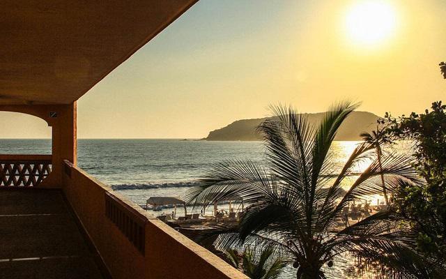 Costa de Oro Beach Hotel, vistas increíbles del océano