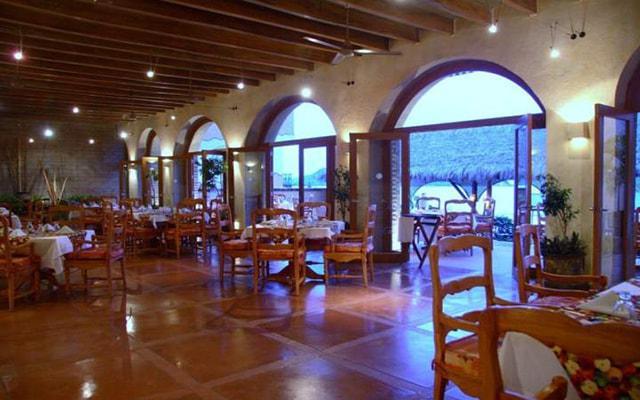 Costa de Oro Beach Hotel, escenario perfecto para disfrutar de los alimentos