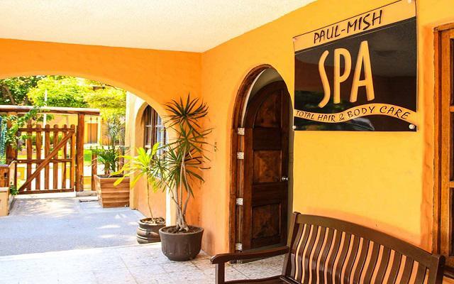 Costa de Oro Beach Hotel, permite que te consientan en el spa