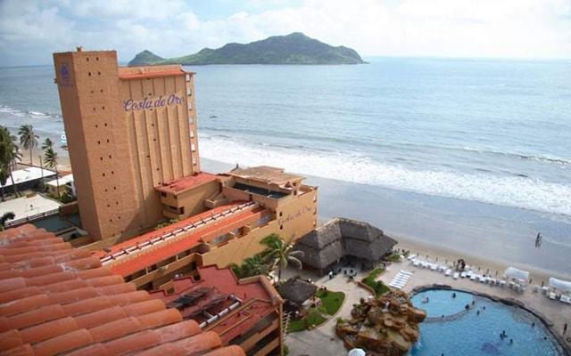 Costa de Oro Beach Hotel, buena ubicación