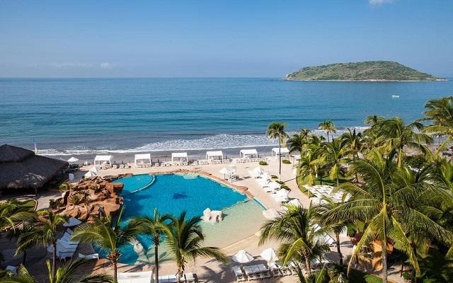Costa de Oro Beach Hotel, hermosa vista aérea