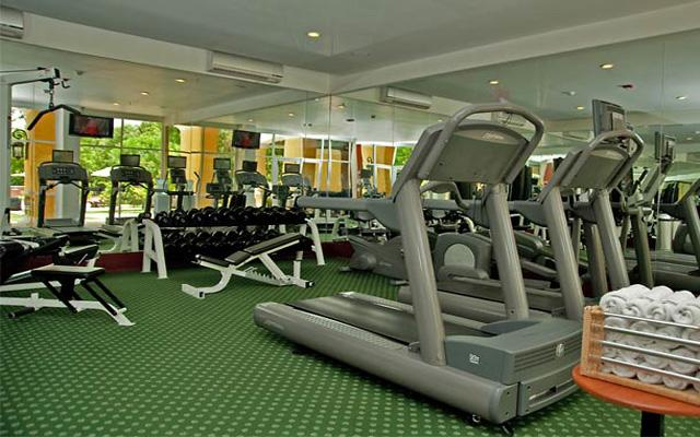 Courtyard by Marriot Cancún te ofrece Fitness Center