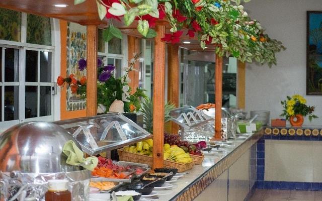 Cozumel Hotel & Resort Trademark Collection by Wyndham, buena manera de comenzar el día