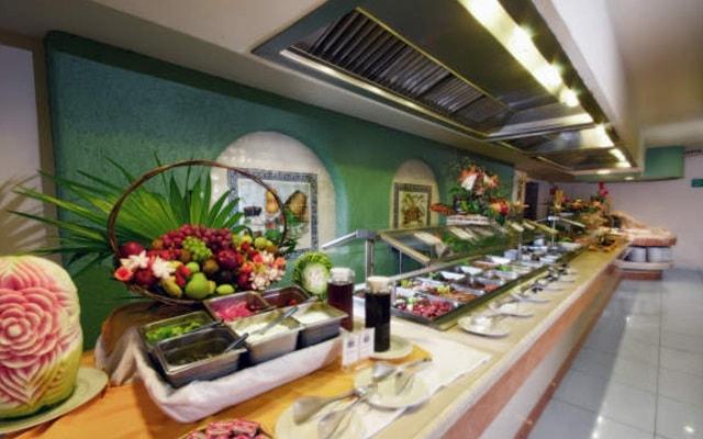 Cozumel Hotel & Resort Trademark Collection by Wyndham, gastronomía de calidad