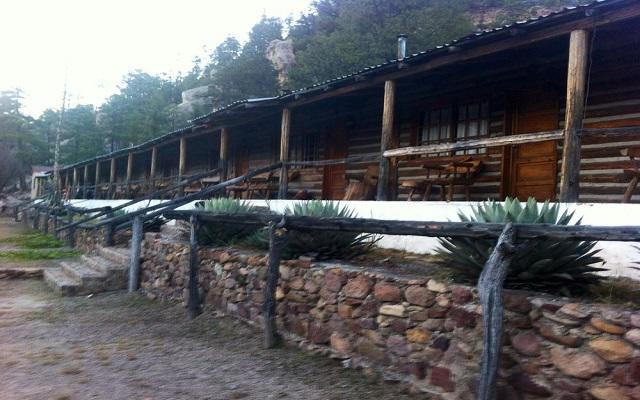 Hotel Cusarare River Sierra Lodge en Cusarare