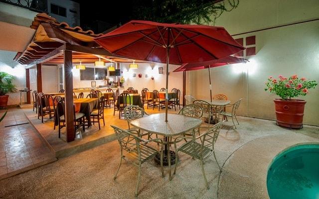 Del Marqués Hotel and Suites, escenario ideal para tus alimentos