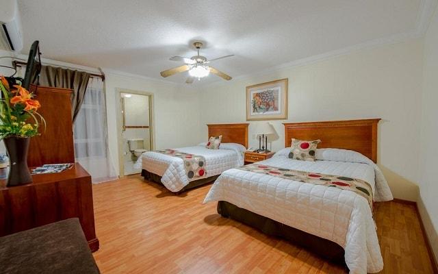 Del Marqués Hotel and Suites, amplias y luminosas habitaciones