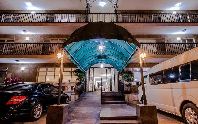 Del Marqués Hotel and Suites, buena ubicación