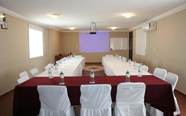 Del Marqués Hotel and Suites, salón de eventos