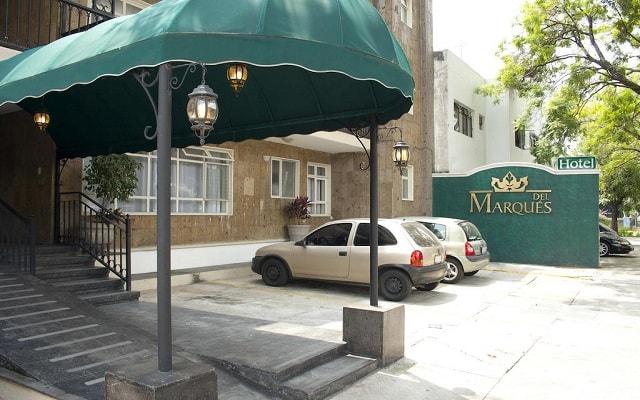 Del Marqués Hotel and Suites, servicio de calidad