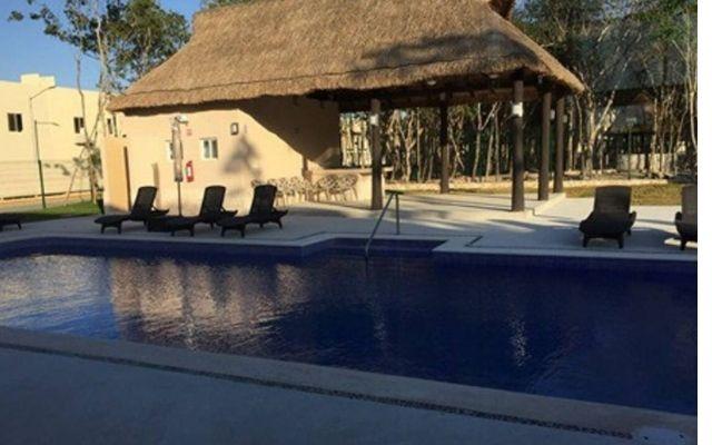 Departamento para Vacacionar en Playa del Carmen, espacios agradables