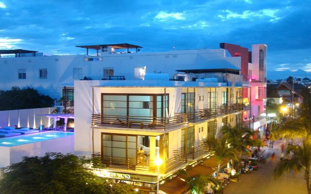 Deseo Hotel Lounge en Playa del Carmen