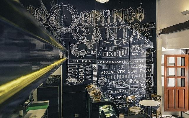 Domingo Santo Hotel Boutique, agradable ambiente