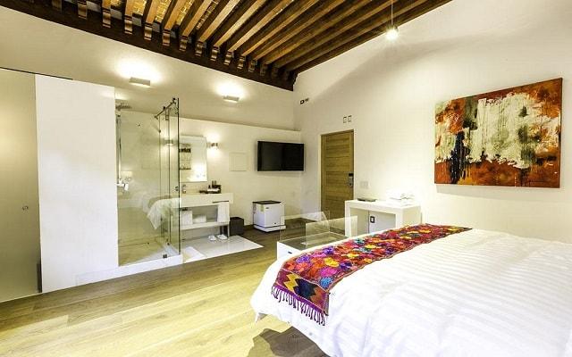 Domingo Santo Hotel Boutique, habitaciones bien equipadas