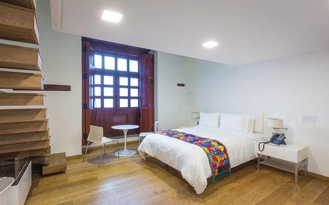 Domingo Santo Hotel Boutique, acogedoras habitaciones