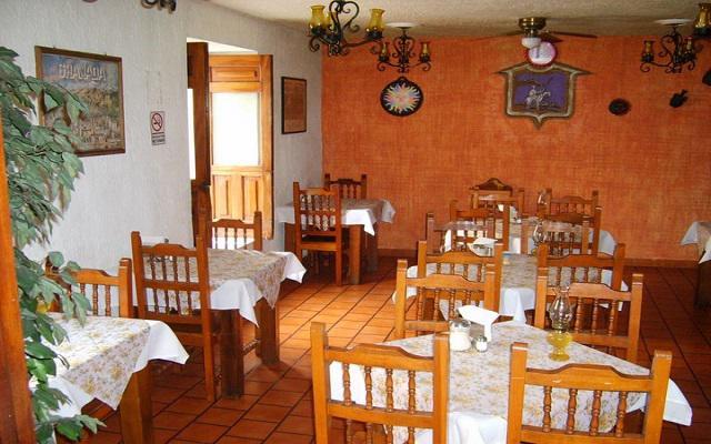 En su Restaurante puedes probar platillos de la cocina internacional