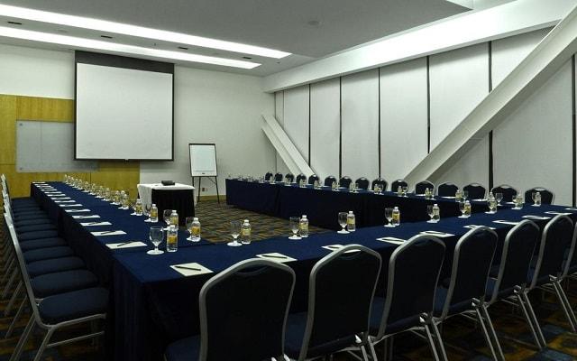 DoubleTree by Hilton Hotel Mexico City Santa Fe, sala de conferencias