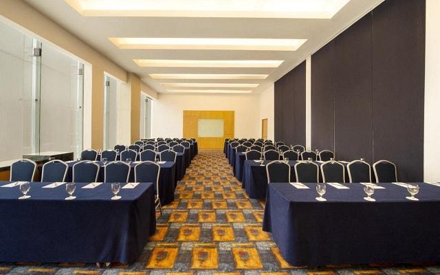 DoubleTree by Hilton Hotel Mexico City Santa Fe, salón de eventos
