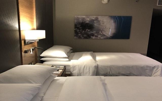 DoubleTree by Hilton Hotel Mexico City Santa Fe, espacios diseñados para tu descanso