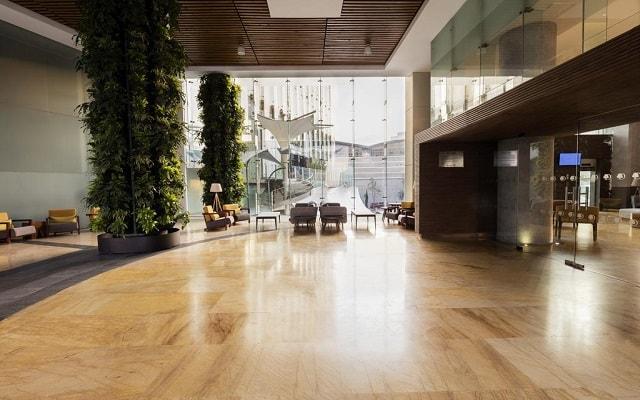 DoubleTree by Hilton Hotel Mexico City Santa Fe, atención personalizada desde el inicio de tu estancia