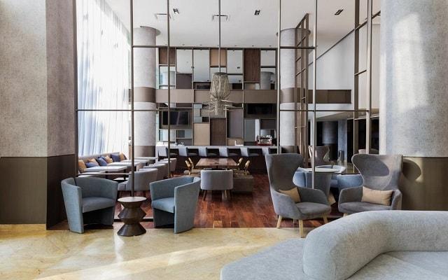 DoubleTree by Hilton Hotel Mexico City Santa Fe, lobby