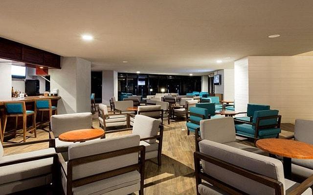 Doubletree by Hilton Hotel Veracruz, disfruta una copa en ambientes agradables