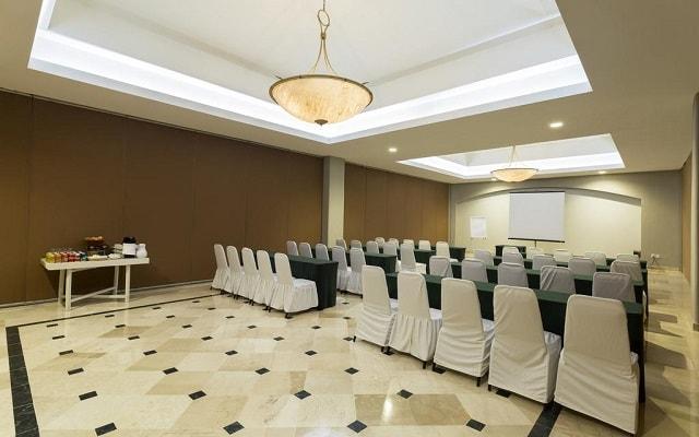 Doubletree by Hilton Hotel Veracruz, salón de eventos