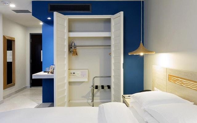 Doubletree by Hilton Hotel Veracruz, habitaciones con todas las amenidades