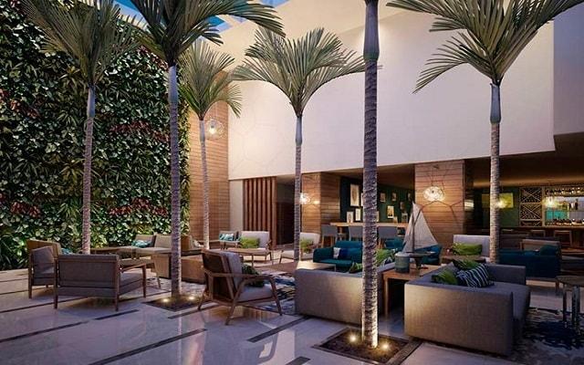 Doubletree by Hilton Hotel Veracruz, lobby
