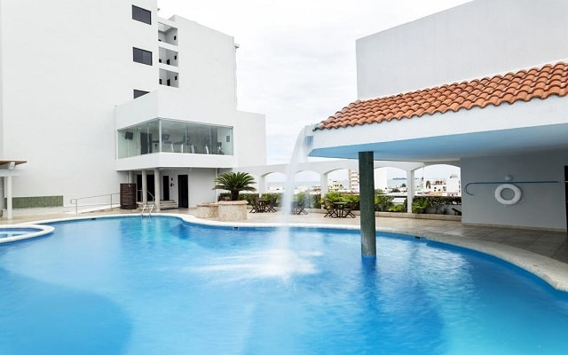 Doubletree by Hilton Hotel Veracruz, servicio de calidad