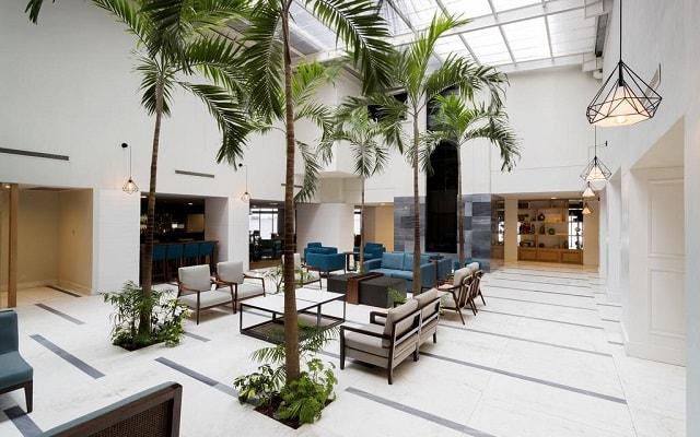 Doubletree by Hilton Hotel Veracruz, espacios diseñados para tu descanso