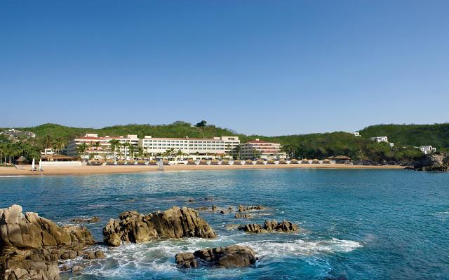 Dreams Huatulco Resort & Spa en Bahía Tangolunda