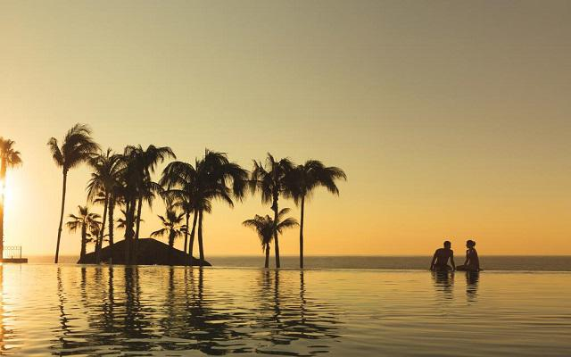 Dreams Los Cabos Suites Golf Resort and Spa, atardeceres hermosos para compartir