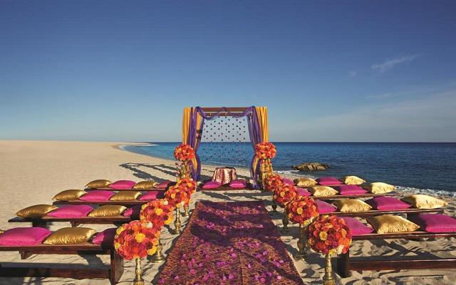 Dreams Los Cabos Suites Golf Resort and Spa, lujo y estilo para tu celebración