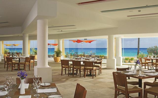 Dreams Los Cabos Suites Golf Resort and Spa, tus alimentos con vistas hermosas