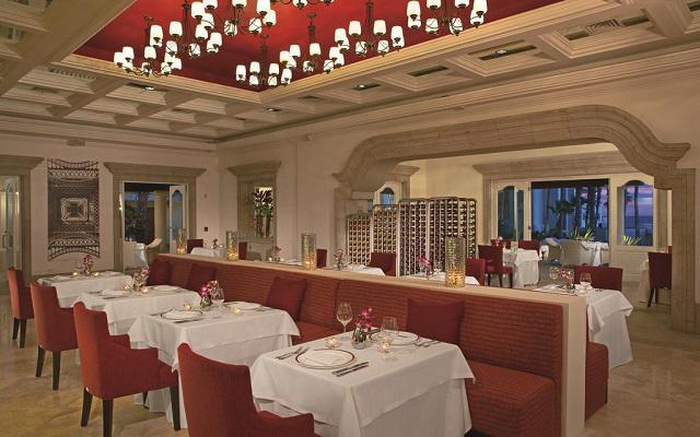 Dreams Los Cabos Suites Golf Resort and Spa, escenario perfecto para tus alimentos