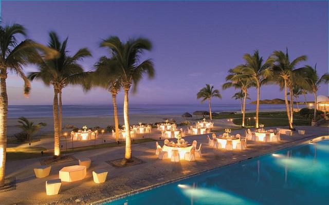 Dreams Los Cabos Suites Golf Resort and Spa, ambientes únicos