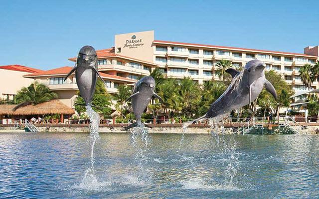 Hotel Dreams Puerto Aventuras Resort & Spa en Puerto Aventuras