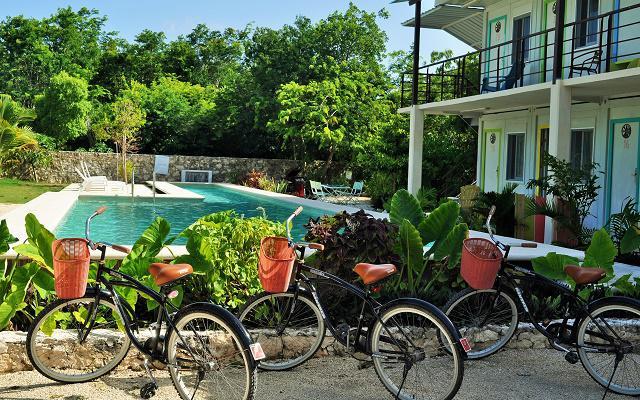Disfruta de Tulum con un recorrido en bicicleta
