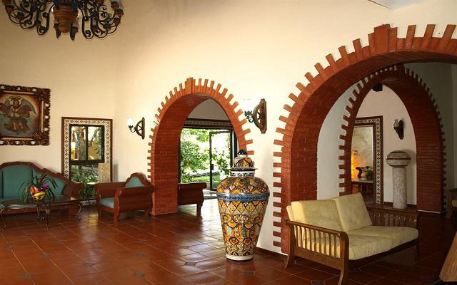 Hotel ecotel quinta regia ofertas de hoteles en valladolid for Decoracion estilo colonial